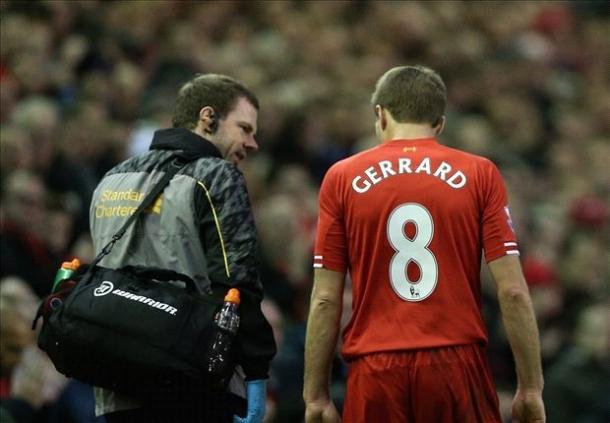Dedikasi Steven Gerrard Terhadap Liverpool