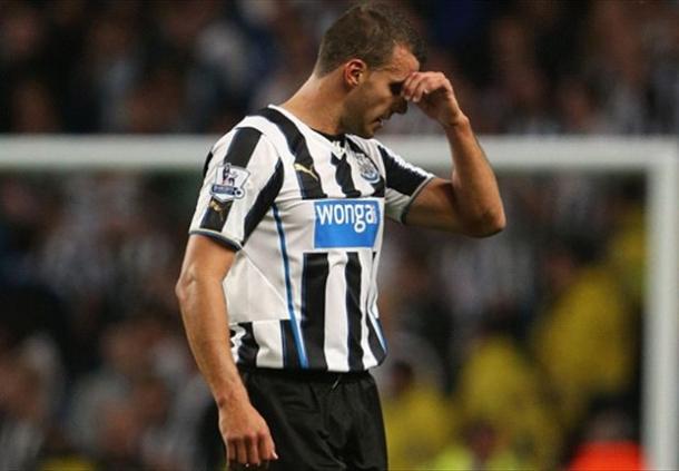 Newcastle Rayakan Kemenangan Dari Manchaster United