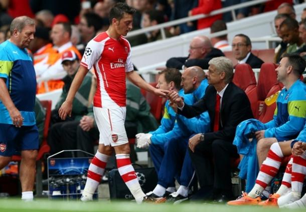 Arsene Wenger Optimis Mesut Ozil Mampu Kembali Ke Permainan Terbaiknya