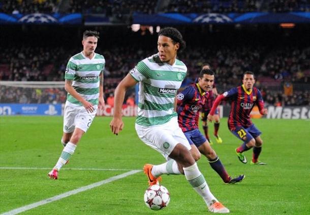 Virgil Van Dijk Disarankan Bertahan Bersama Celtic