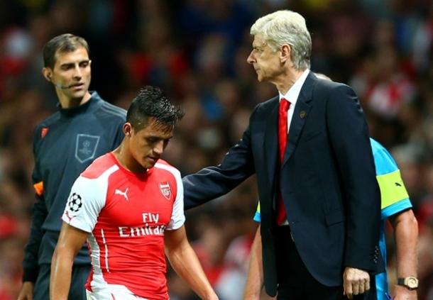 Arsene Wenger Beri Dukungan Alexis Sanchez Pemain Terunggul Di Inggris