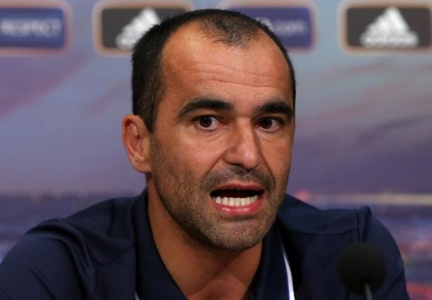Roberto Mantinez Inginkan Punggawa Everton Jadikan Kekalahan Sebagai Pelajaran