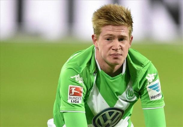 Mencehster United Incar Kevin De Bruyne?