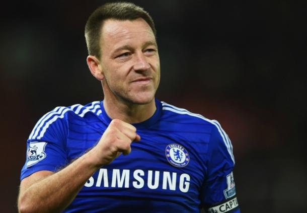 Karakter Chelsea Beri Kepuasan John Terry