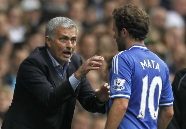 Kontar Manchetsre United Jose Mourinho Tidak Butuh Memotivasi Anak Buahnya