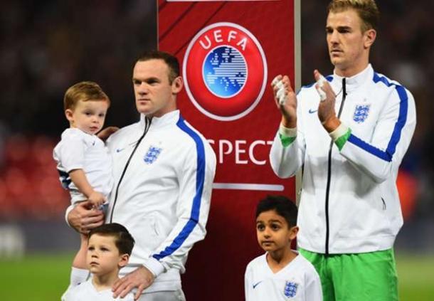 Joe Hart Berikan Dukungannya Untuk Wayne Rooney Pecahkan Rekor Gol Sir Bobby Charlton