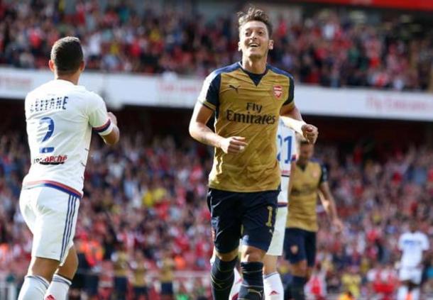 Arsenal Bisa Andalkan Mesut Ozil