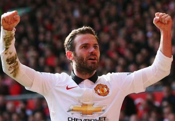Juan Mata Berambisi Cetak Gol Bagi Manchester United