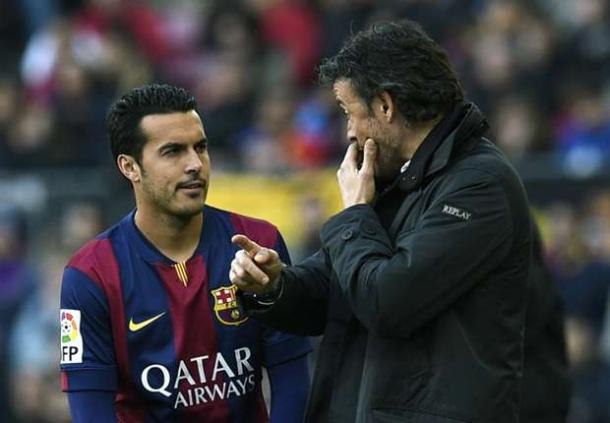 Liverpool Berharap Bisa Boyong Pedro Rodriguez