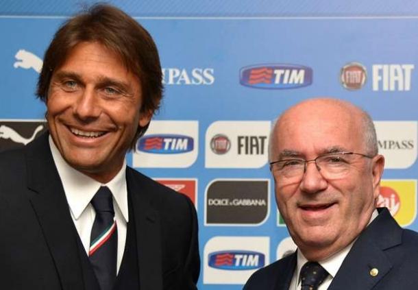 Antonio Conte Tetap Di Timnas Italia?