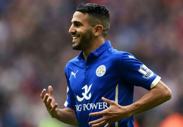 Claudio Ranieri: Riyad Mahrez 'Not For Sale'