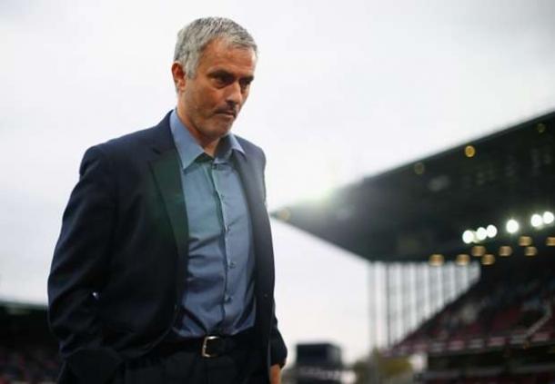 Bukan Salah Mourinho